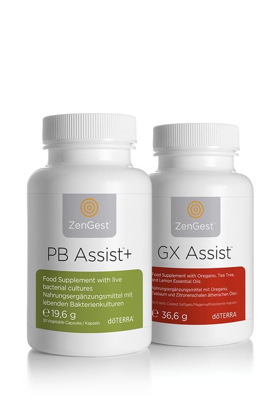PB Assist und GX Assist (Reinigen & Wiederherstellen)