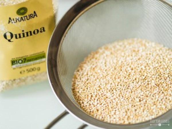 Quinoa Auflauf feed your fitness quinoa
