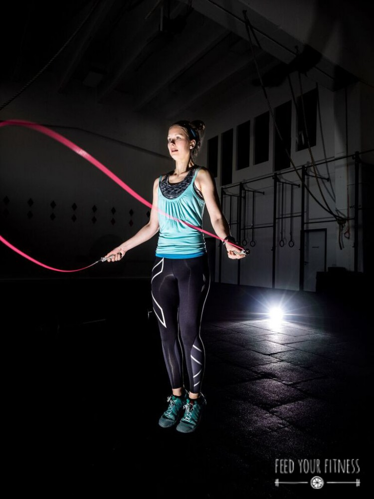 Dein CrossFit Start WOD, AMRAP & andere Vokabeln Double Unders