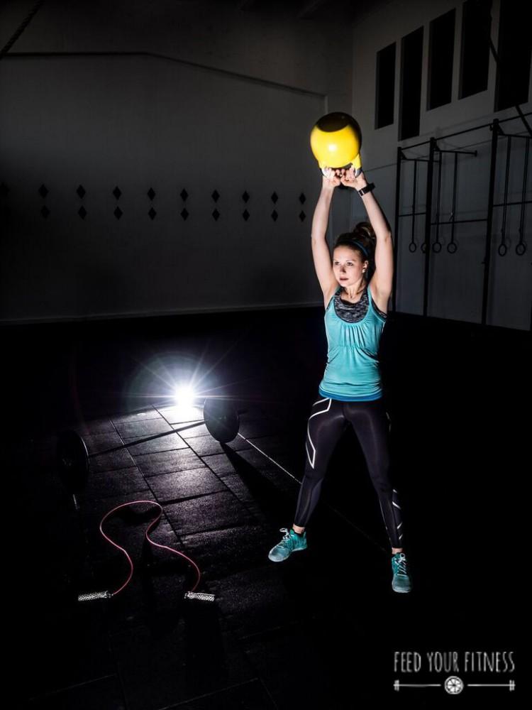Dein CrossFit Start WOD, AMRAP & andere Vokabeln Kettlebell Swing