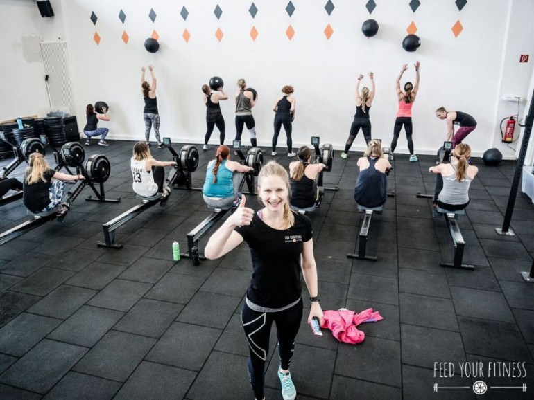 CrossFit Bloggertreffen von FEED YOUR FITNESS_good job team