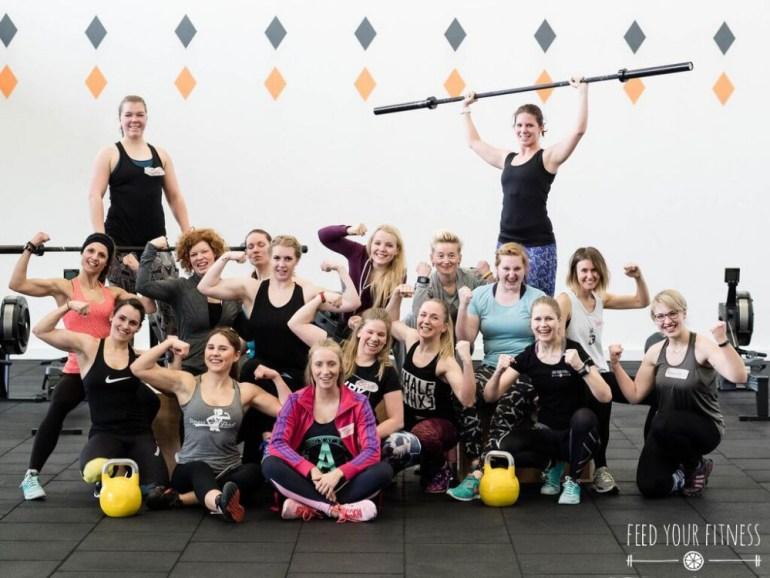 Fitness verbindet beim CrossFit Bloggertreffen von FEED YOUR FITNESS
