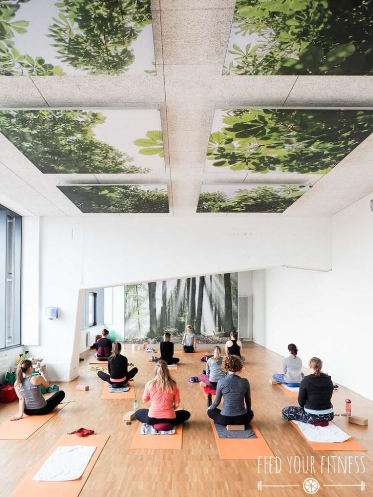Instagram Bloggertreffen von FEED YOUR FITNESS Yoga