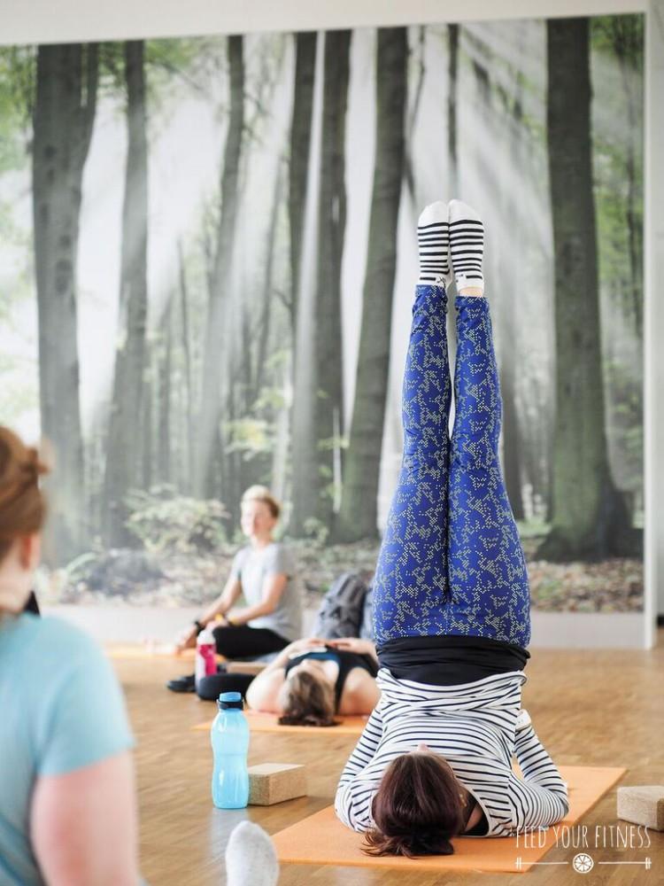 Instagram Bloggertreffen von FEED YOUR FITNESS Yoga Kerze_2