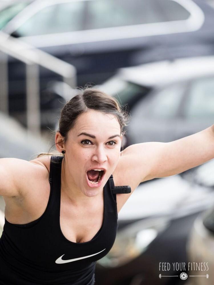 Viel Spaß beim CrossFit Bloggertreffen von FEED YOUR FITNESS