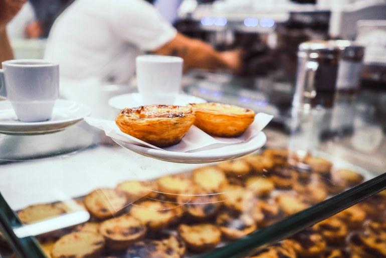 Lissabon Manteigaria Pasteis de Nata