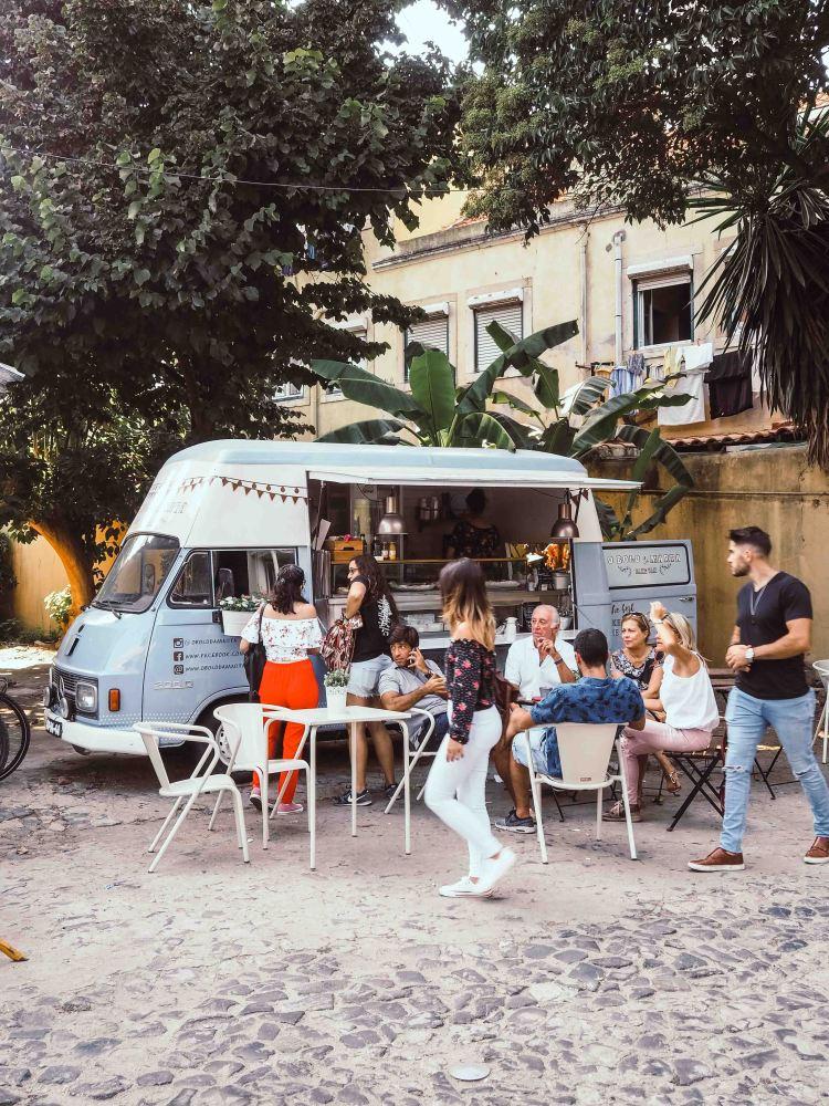 Lissabon Food Guide auf lebensverliebt.de, LX Factory