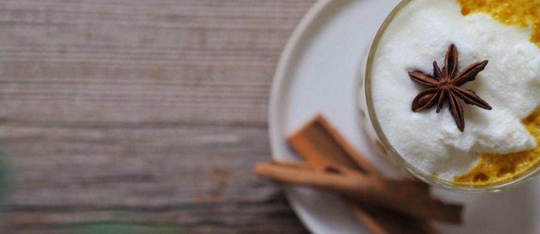 Kurkuma Latte / Goldene Milch