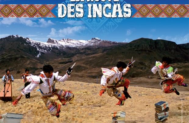 La 25e Heure du Livre, Conférence #3 : Le chamanisme andin