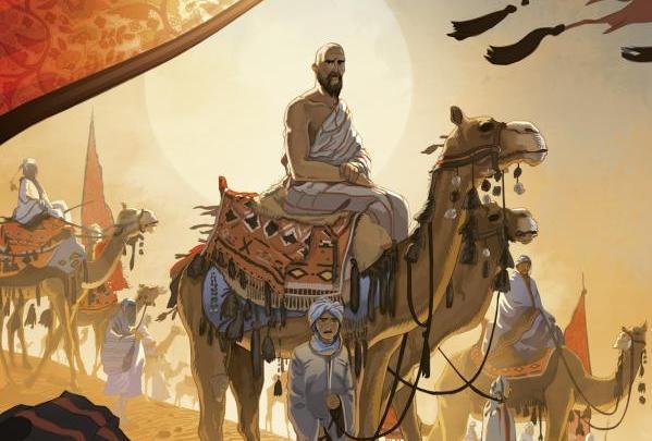 Captain Sir Richard Francis Burton : Le Voyage à la Mecque