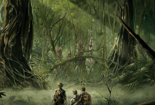 Fawcett : Les cités perdues d'Amazonie