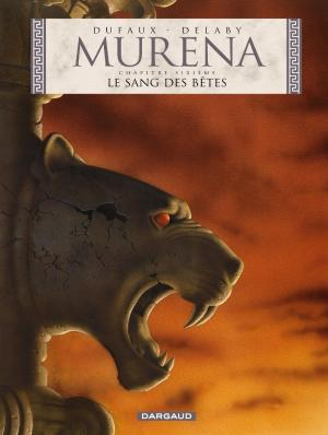 Murena, tome 6 : Le Sang des bêtes