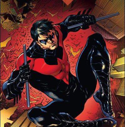 Nightwing, tome 1 : Pièges et trapèzes