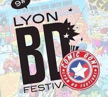 Comic'Gone, nouvelle convention comics à Lyon !