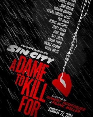 Bande-annonce de Sin City : A Dame to Kill For !