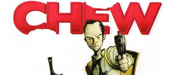 Tony Chew (ou Chu) sera d'abord adapté en série animée !