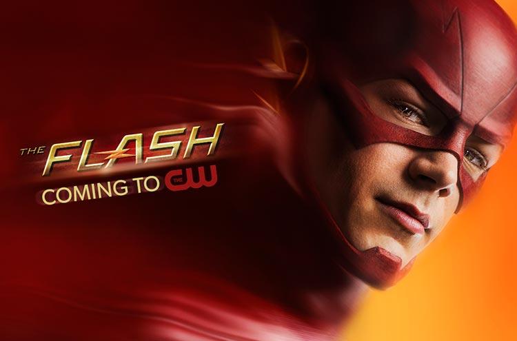 Une première bande-annonce pour la série Flash !