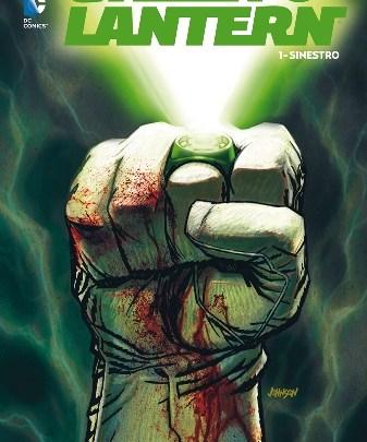 Green Lantern, tome 1 : Sinestro