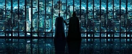 Dark Vador Batman Star Wars