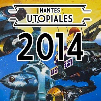 Affiche Utopiales 2014