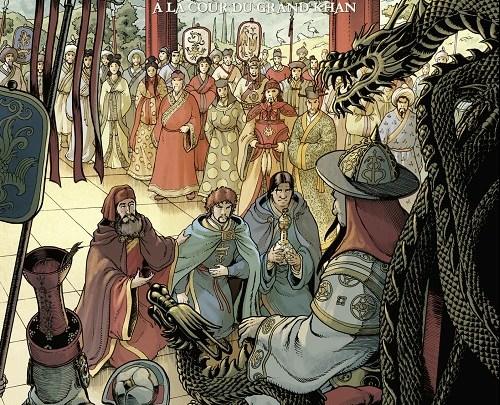 Marco Polo, tome 2 : A la cour du Grand Khan