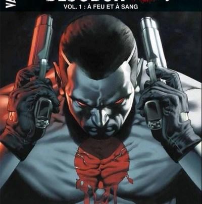 Bloodshot, tome 1 : À feu et à sang