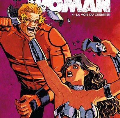 Wonder Woman, tome 4 : La voie du guerrier