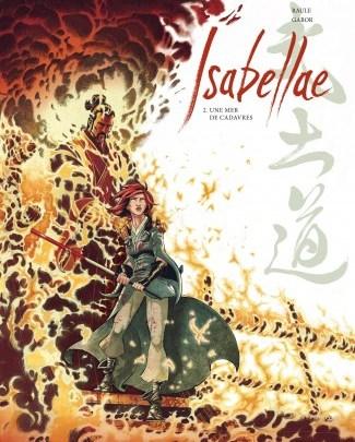 Isabellae, tome 2 : Une mer de cadavres