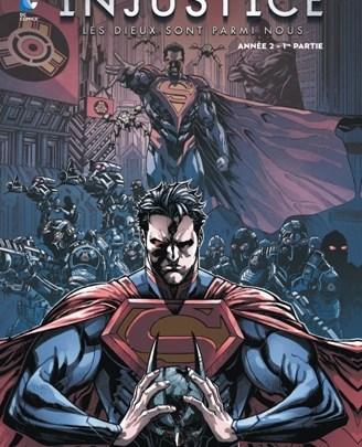 Injustice – Année 2, 1ère partie