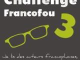 Challenge Francofou 3