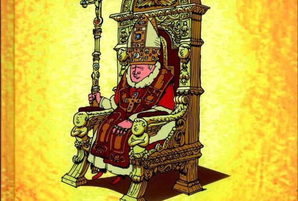 L'empire. Une histoire politique du christianisme, tome 1 : La genèse