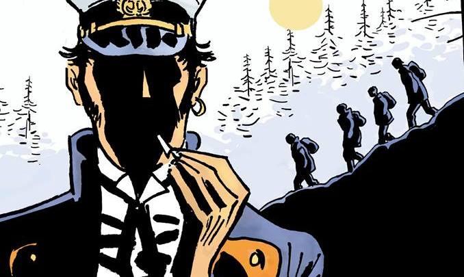 Corto Maltese, tome 13 : Sous le soleil de minuit