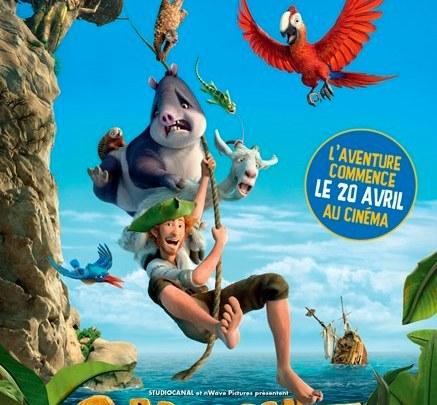 Faut-il aller voir… Robinson Crusoé [film, 2016] ?