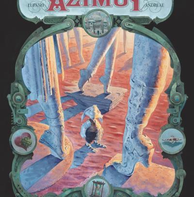 Azimut, tome 3 : Les Anthropotames du Nihil