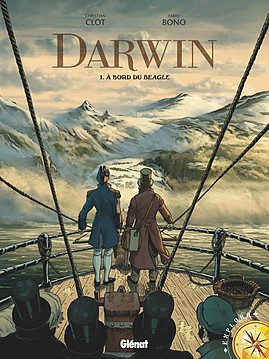 Darwin, tome 1 : A bord du Beagle