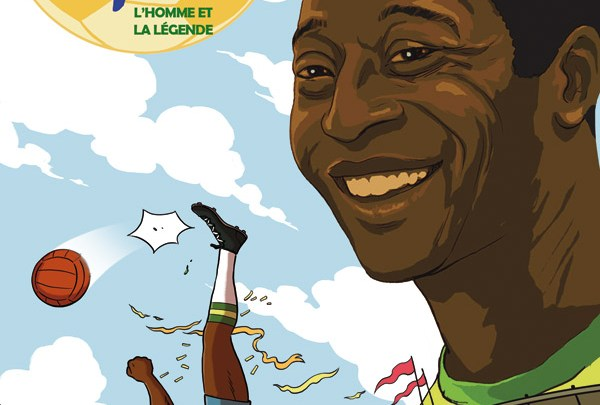 Le roi Pelé : L'homme et la légende
