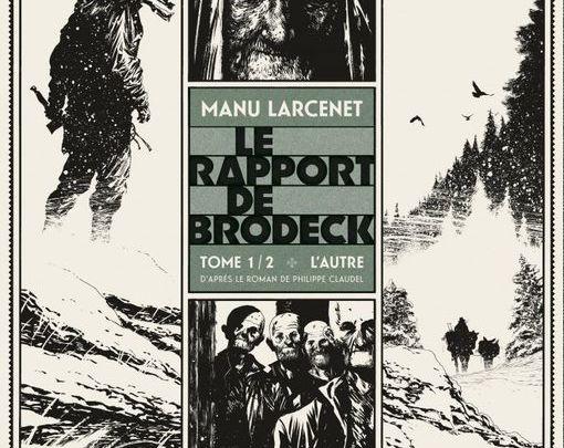 Le Rapport de Brodeck, tome 1/2 : L'Autre