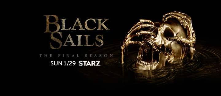 Première bande-annonce pour la saison 4 de Black Sails