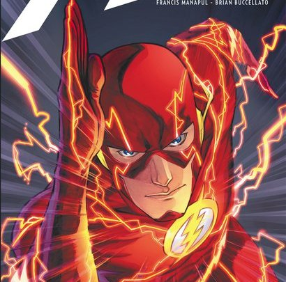 Flash, tome 1 : De l'avant