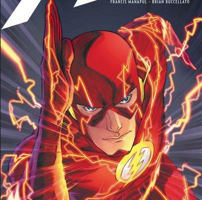 Flash, tome 1 : De l'avant