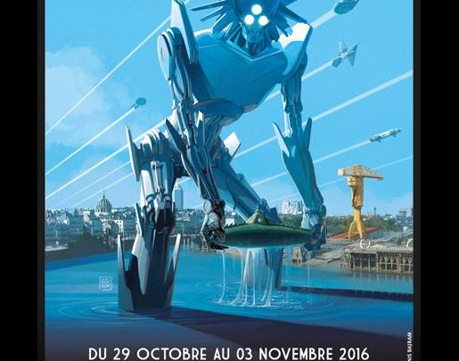 Utopiales 2016, Conférence #2 : Une collection space-opera chez Scrinéo