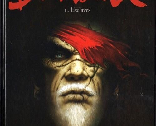 Barracuda, tome 1 : Esclaves