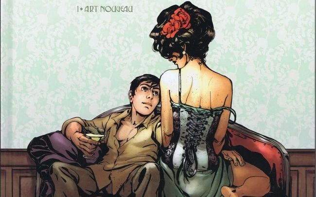 L'assassin qu'elle mérite, tome 1 : Art nouveau