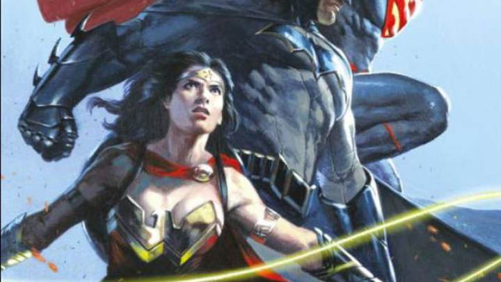 Justice League Rebirth, tome 1 : Les Machines du Chaos