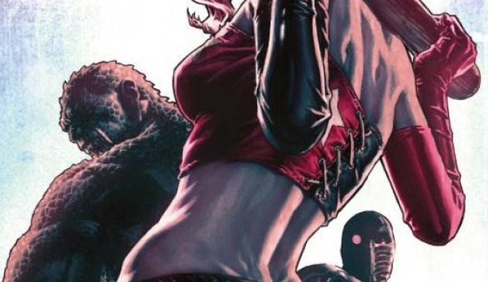 Suicide Squad Rebirth, tome 1 : La Chambre Noire