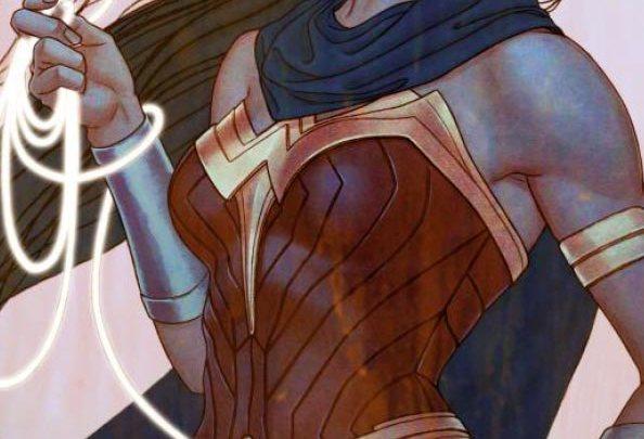 Wonder Woman Rebirth, tome 1 : Année Un