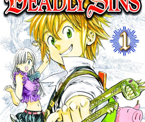 Seven Deadly Sins, tome 1