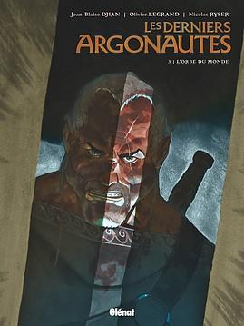 Les derniers Argonautes, tome 3 : L'orbe du monde