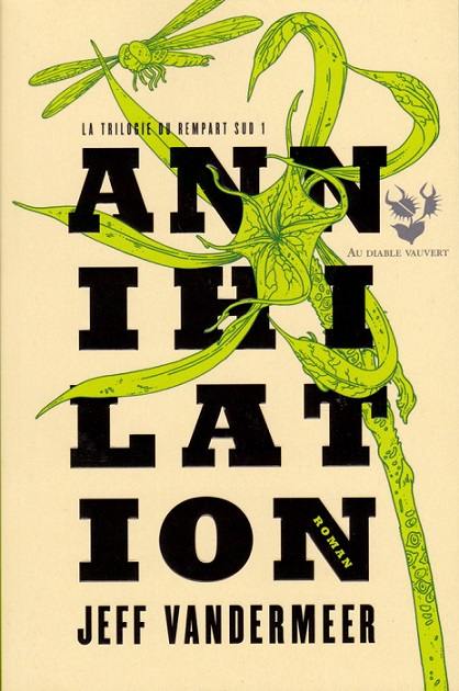 Rempart sud, tome 1 : Annihilation