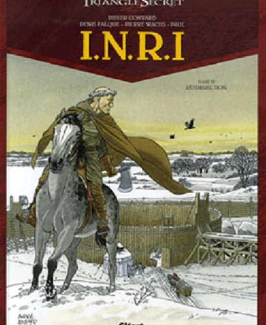 INRI, tome 4 : La résurrection